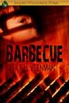 Book Cover for the Novel titled Barbecue by A.E.H. Veenman