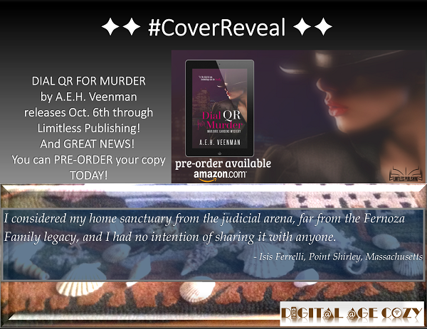 Exobia Cover Reveal