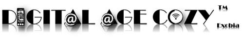 Digital Age Cozy logo, Exobia.